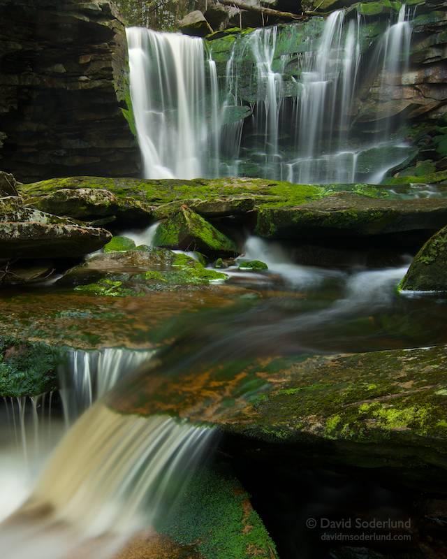 Elakala Falls, Blackwater Falls State Park, WV