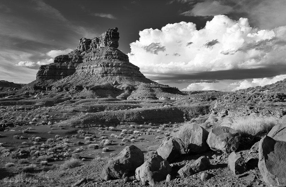 Valley of the Gods, Bears Ears National Monument, UT