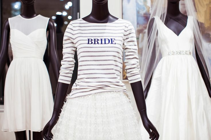 J. Crew Bride Shirt