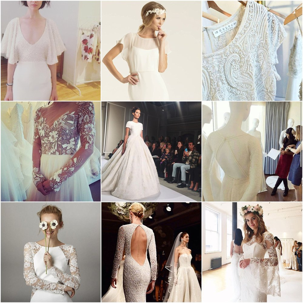Sleeve Wedding Dresses 2016
