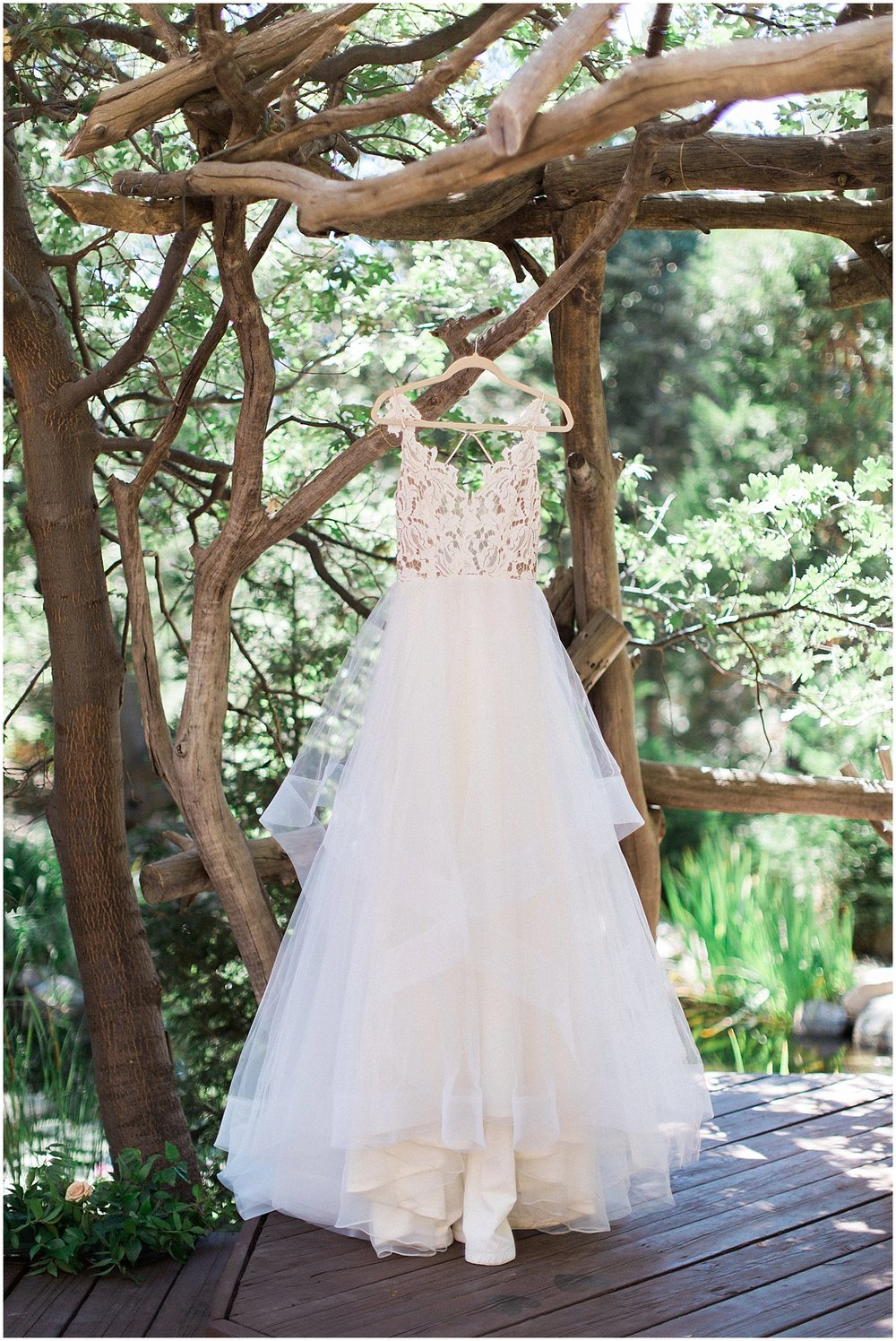 Hayley Paige Wedding Dress featured on Style Me Pretty | Arizona Wedding Planner | Megan Dileen Events