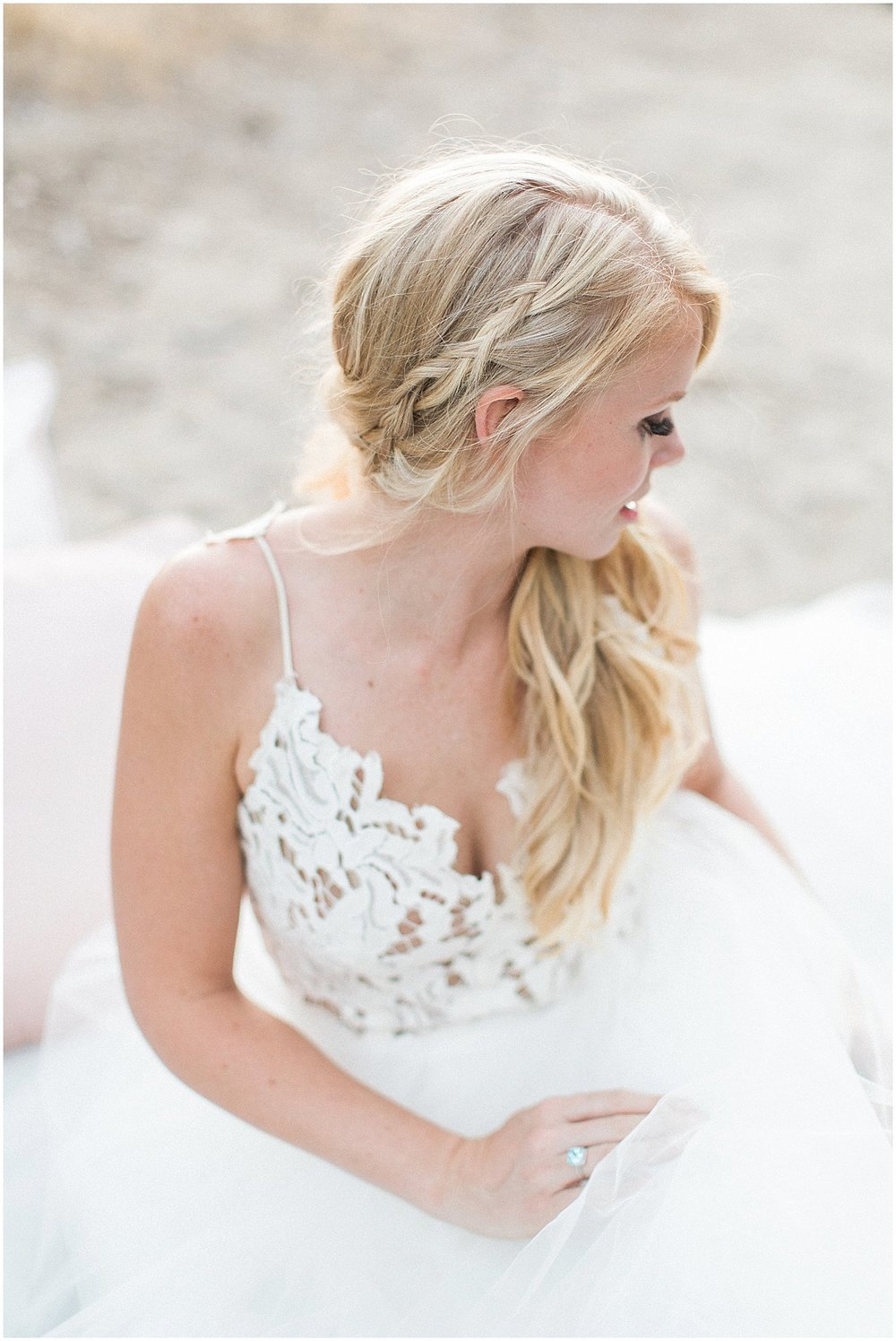 Hayley Paige Halo Wedding Dress featured on Style Me Pretty | Scottsdale Wedding Planner | Megan Dileen Events