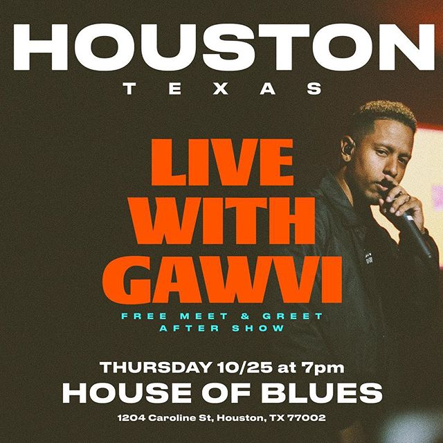 TONIGHT IM IN HOUSTON‼️ . LETS MAKE THIS THE MOST WILDEST NIGHT!