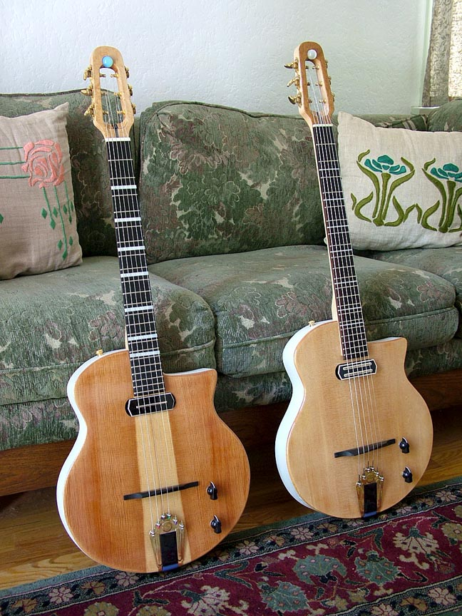 MarbleHead Guitars by Matt Levonian