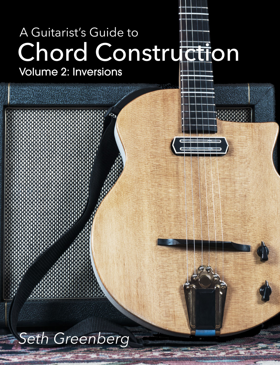 A Guitarist's Guide to Chords: Inversions
