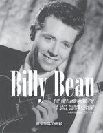 Biography of jazz-guitar-great Billy Bean