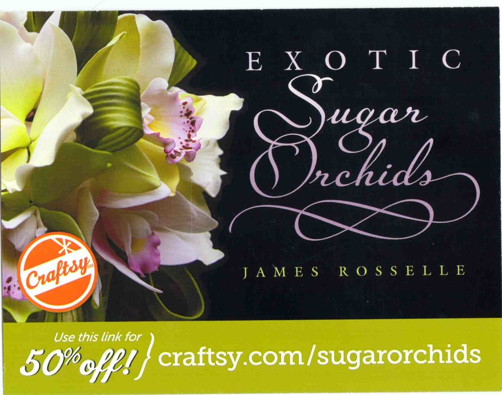 Click above to get 50% Exotic Sugar Orchids class!