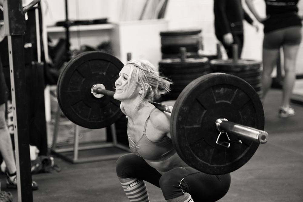 Strength work can help regular cortisol response.