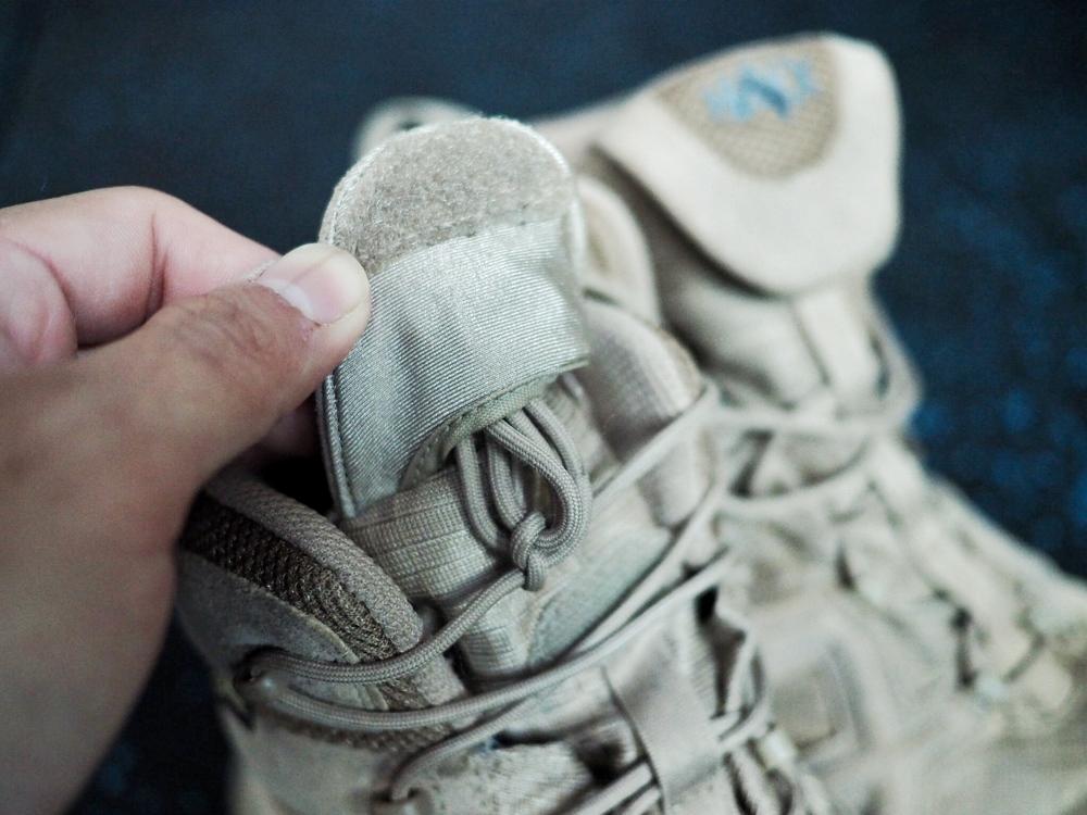 HAIX lace pocket