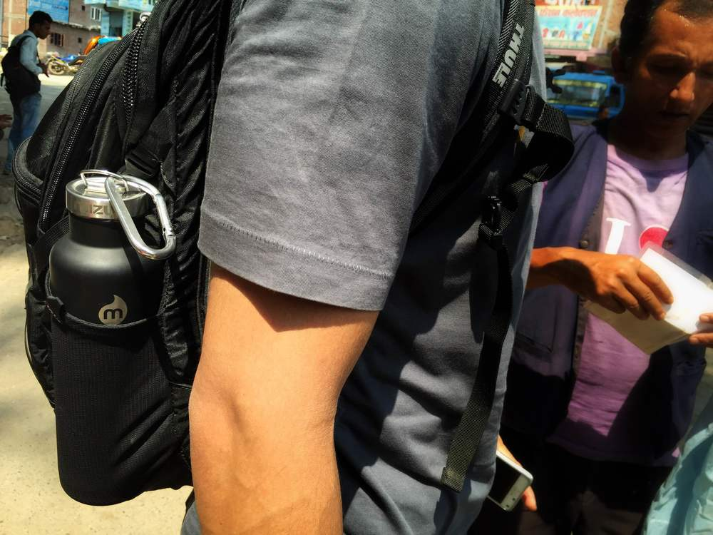 Mizu Life V8 premier vaccum flask