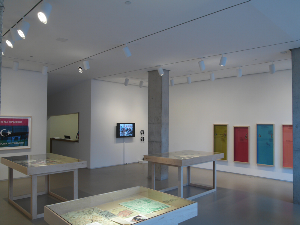 Michael Rakowitz  Installation View  (The Breakup Series) , 2010-2012