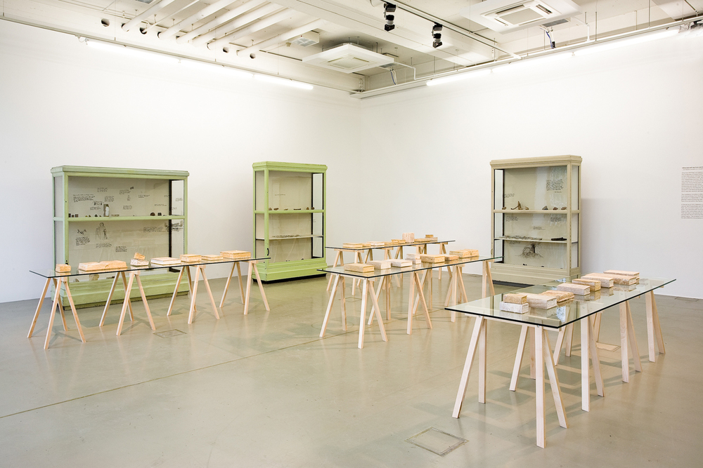 Michael Rakowitz   What Dust Will Rise?  , 2012   Installation view at dOCUMENTA (13)