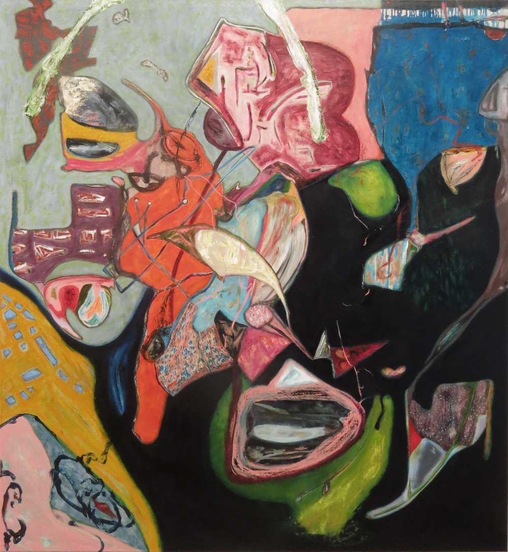 Dwyer_'Marmion', Oil on Linen, 204x185 cms, 2014.jpg