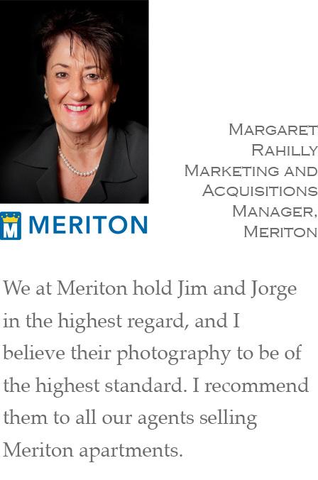 Testimonial by Meriton