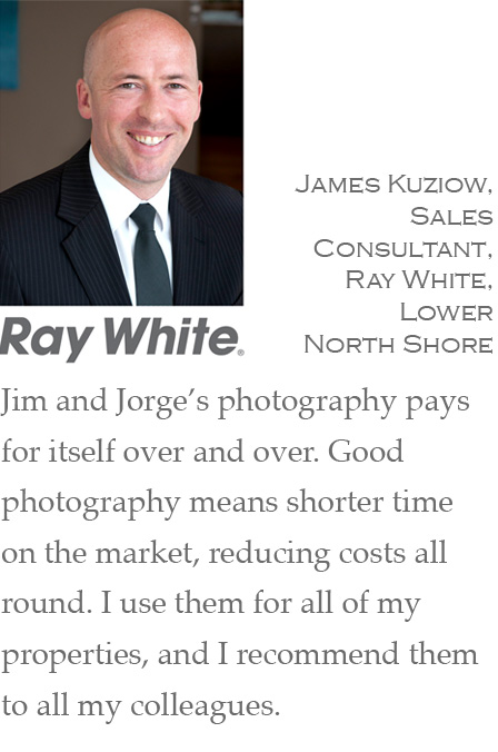 Testimonial by Ray White Lower North Shore