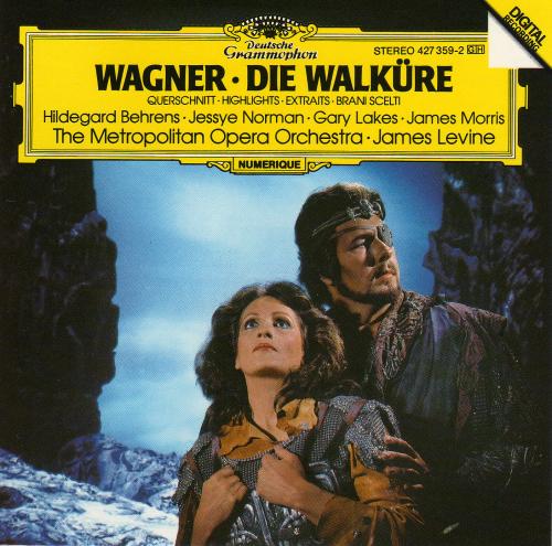 1990 - Wagner:Die Walküre(Levine, cond.)