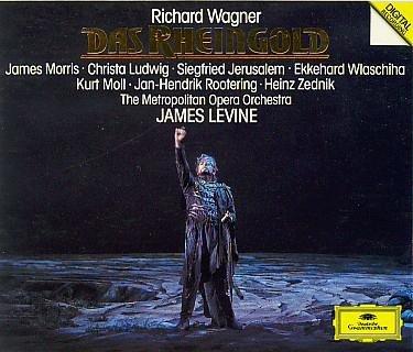 1991- Wagner:Das Rheingold(Levine, cond.)