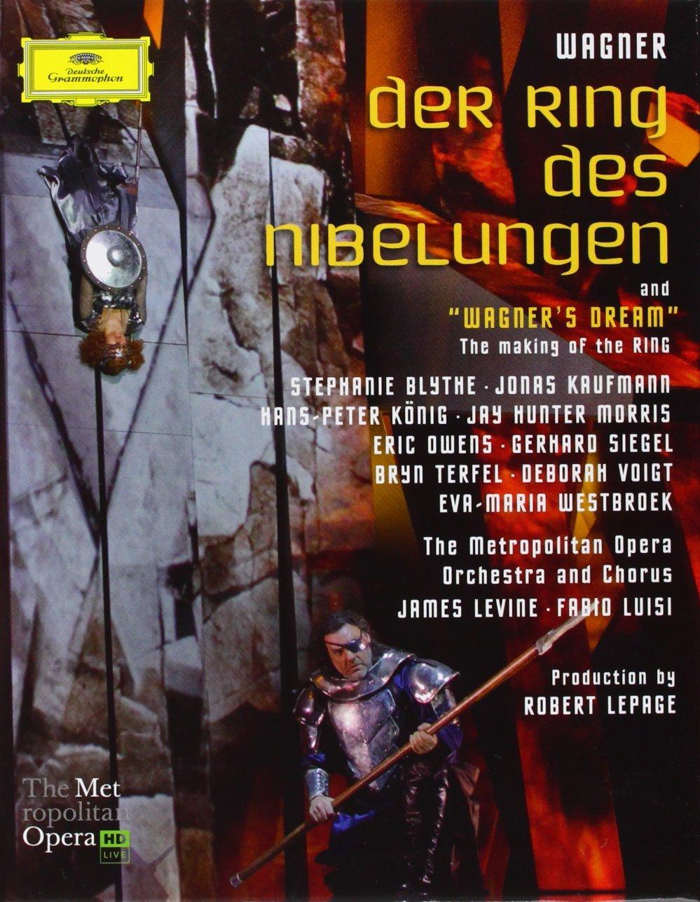 2012 - Wagner:Der Ring des Nibelungen(Levine, Luisi cond.)