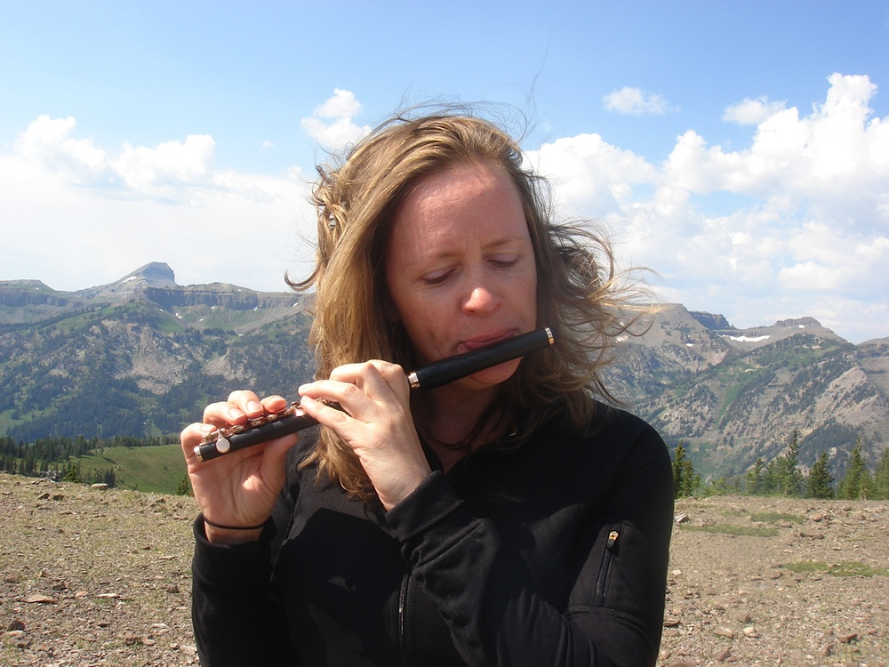 Stephanie Mortimore is the Principal Piccoloist of the MET Orchestra.