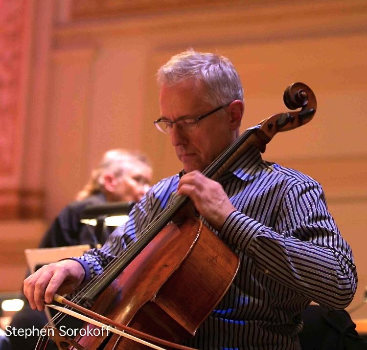 David Heiss at Carnegie Hall