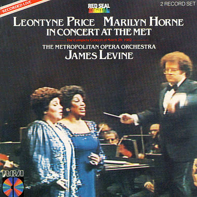 1983 - Leontyne Price and Marilyn Horne: In Concert at the Met (Levine, Cond.)