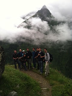 The 2012 bass hike