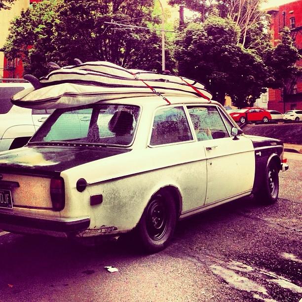 Volvo surf