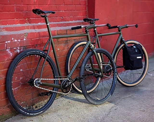 Our favorite way to get around during this whole eclipse thang. #Speedvagen #UrbanRacer