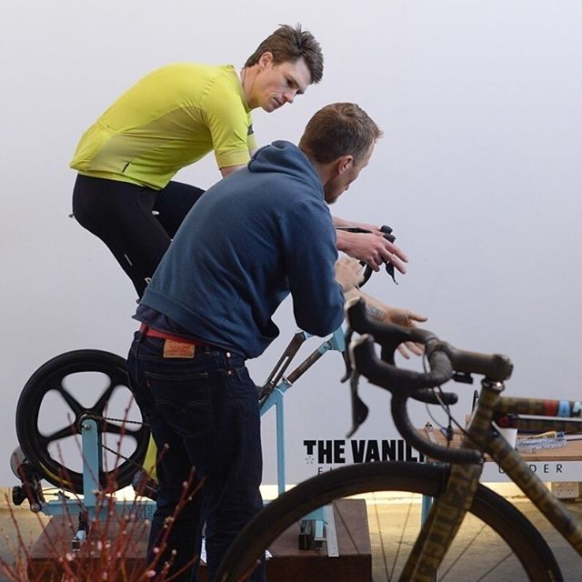 Amsterdam! The Europe Fitting Tour kicks off this Saturday at #RaphaAmsterdam and we still have a few fitting times available. Email us at info@speedvagen.com if interested or click the link in bio for more info! #SVFitTour