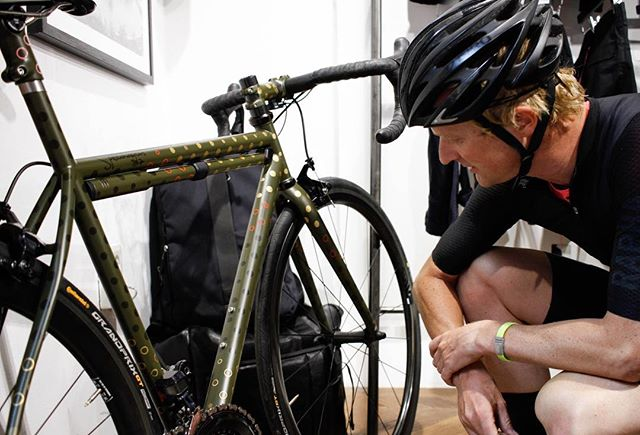 LONDON! The Europe Fitting Tour kicks off at #RaphaLondon on Brewer Street tomorrow. Bikes will be on display and available for test rides. Join us at 6:30pm, Speedvagen founder Sacha White, Rapha founder and CEO Simon Mottram, Rapha Head of Design Alex Valdman and renowned suit maker Timothy Everest MBE for a discussion.