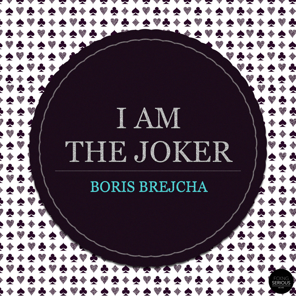 I AM THE JOKER  Boris Brejcha  FS002
