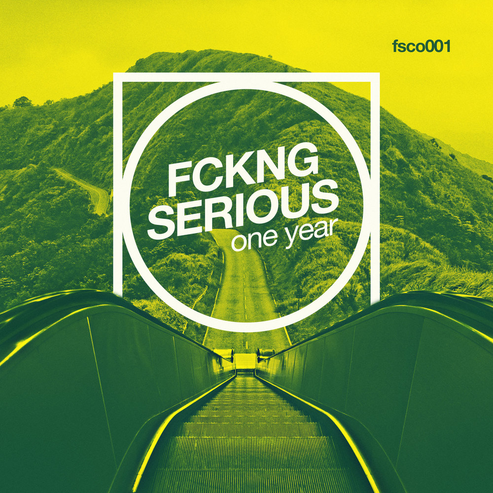 FCKNG SERIOUS - ONE YEAR  Various Artists  FSCO001