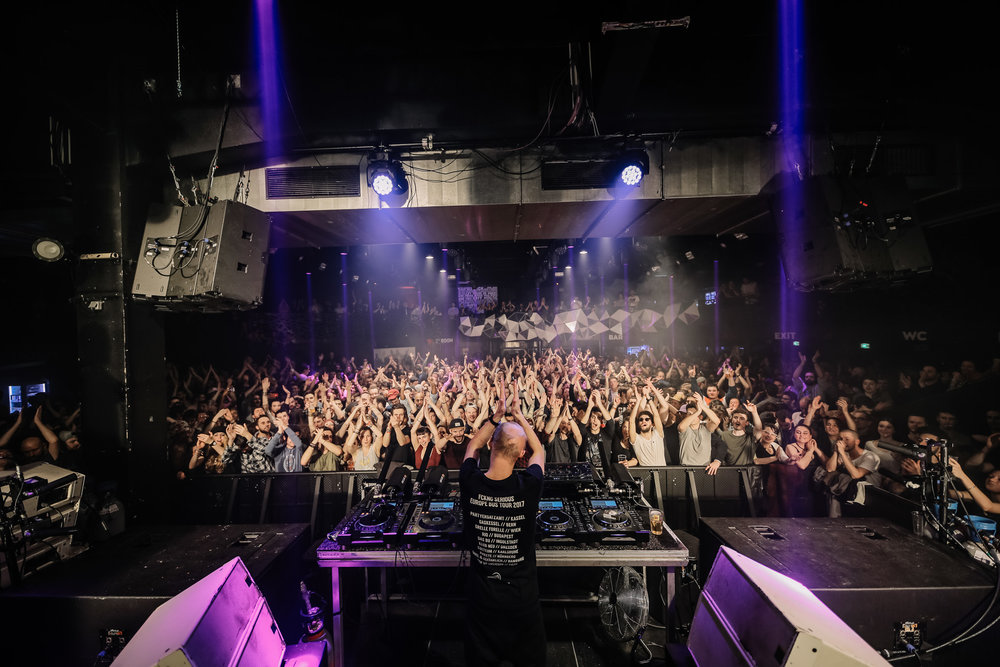 Warehouse - 09.03.2018 Nantes (France)
