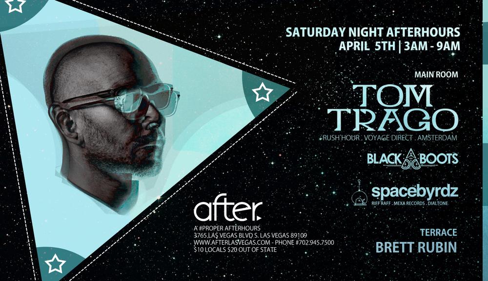 Tom Trago - The Light Fantastic Tour