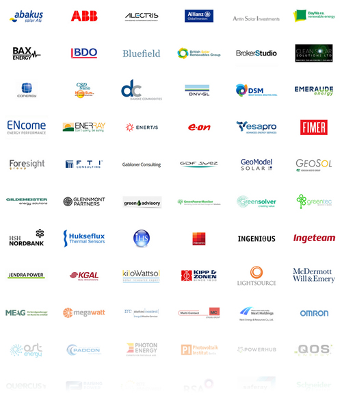 SEE WHICH COMPANIES ARE SENDING DELEGATES