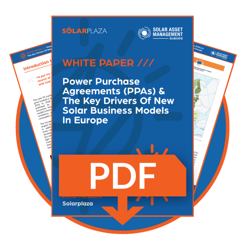 White Paper Ppas And Business Models Solar Asset Management Europe