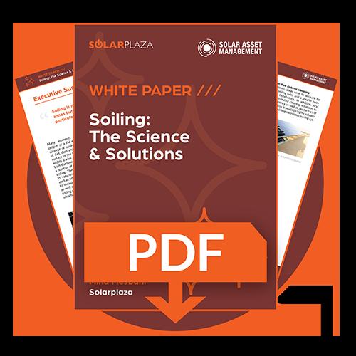 White Paper Soiling 2018