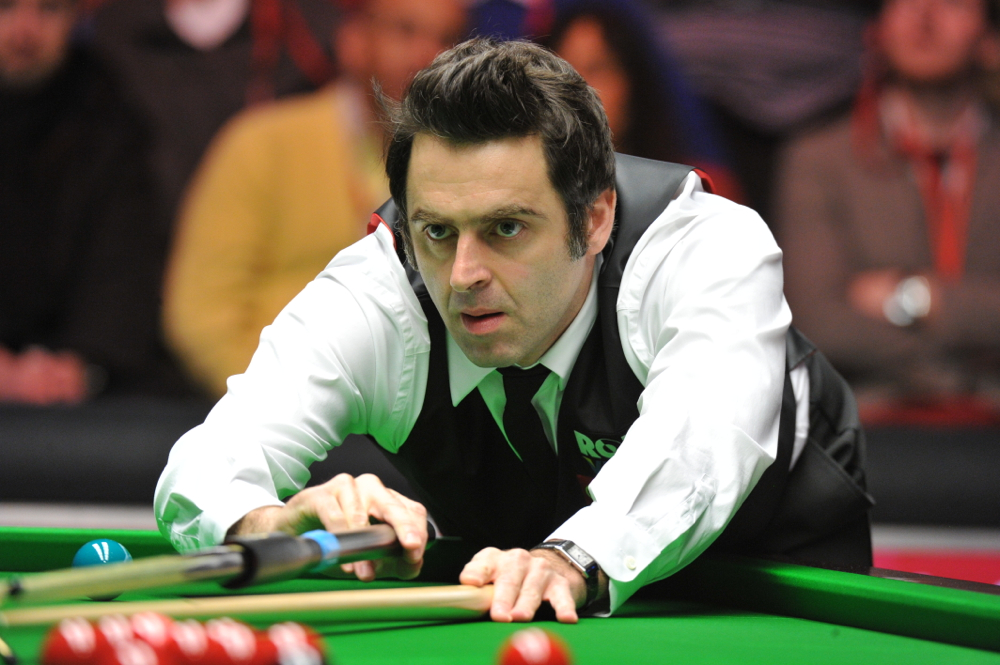 Ronnie O'Sullivan: suffered opening day defeat