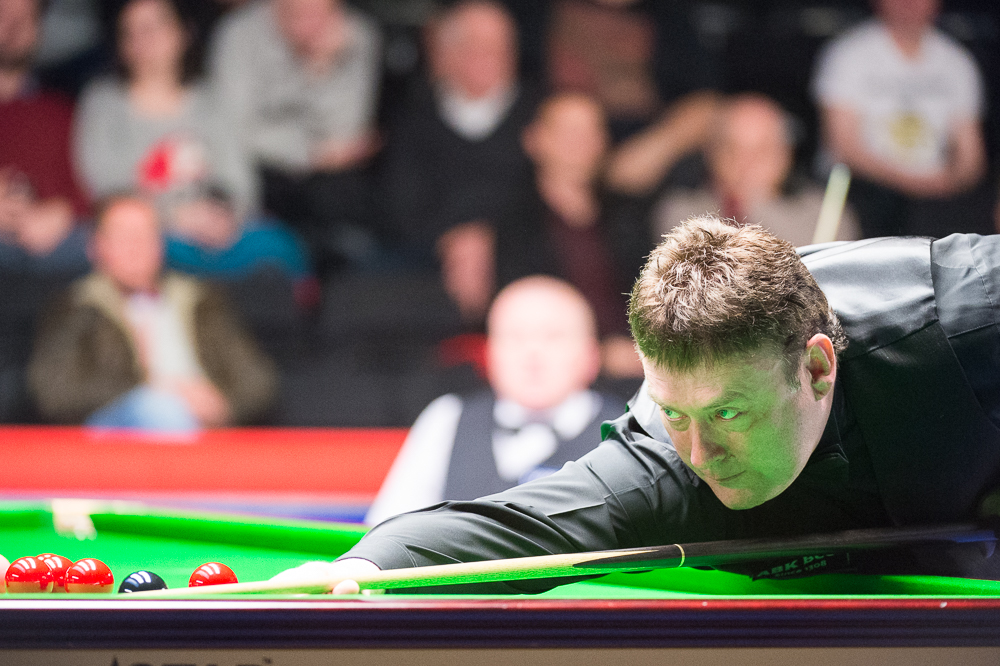 Jimmy White: faces Ding Junhui