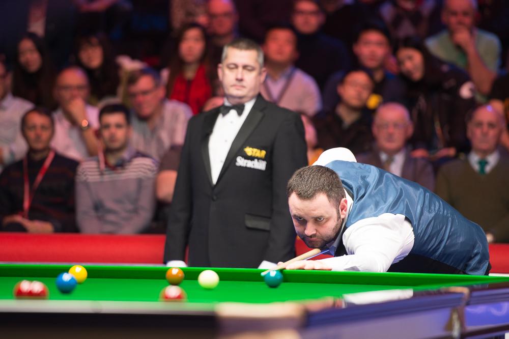 Stephen Maguire: UK Championship semi-finalist