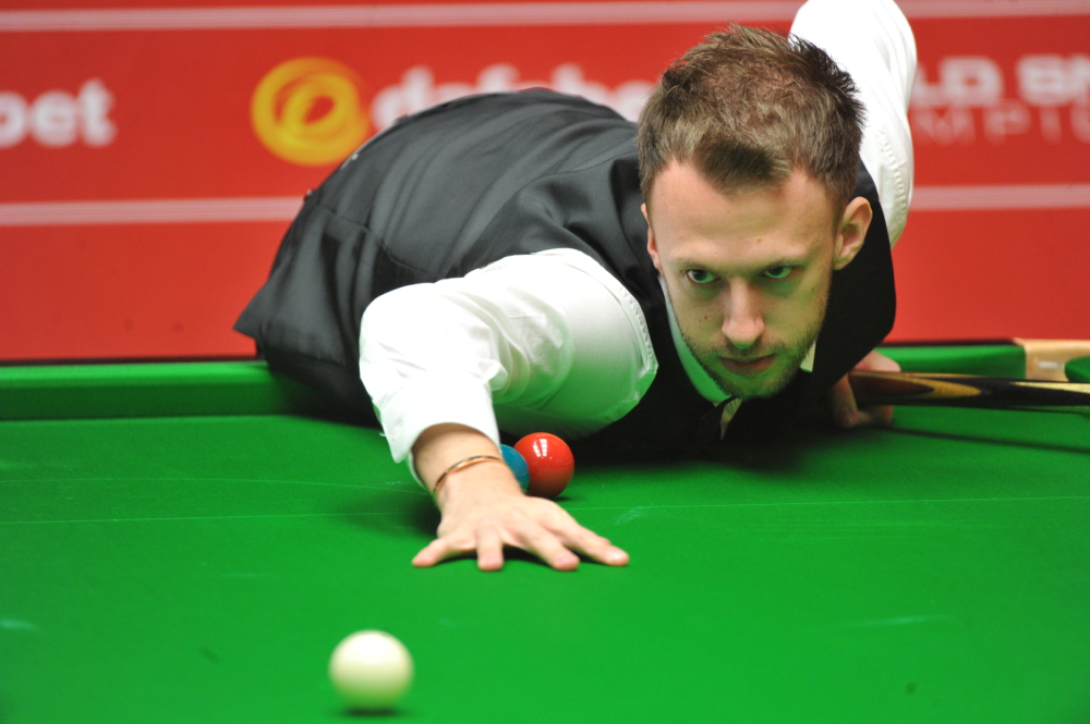 Judd Trump is enjoying a good season
