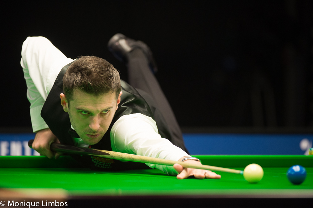 World champion Mark Selby is among the big names still standing in Berlin