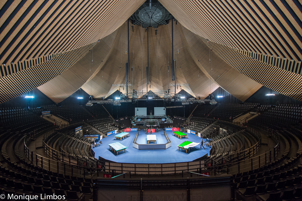 The iconic Tempodrom arena