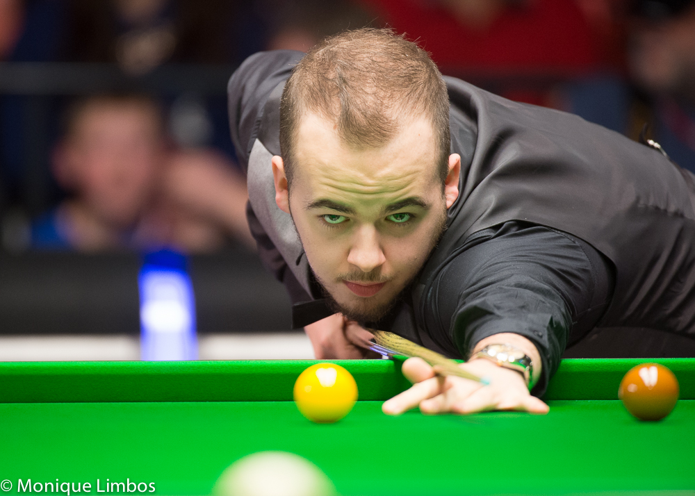 Luca Brecel: beat Mark Selby to reach Welsh Open quarter-finals