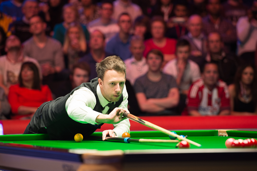 Judd Trump made yet another century in Beijing