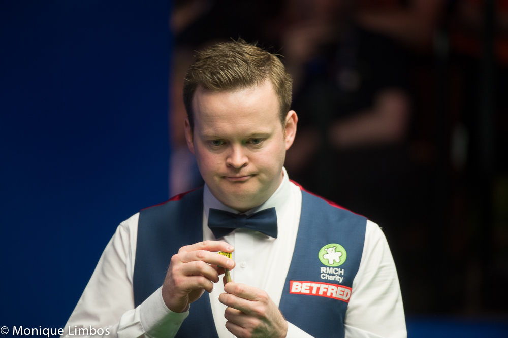Shaun Murphy: seeking second world title