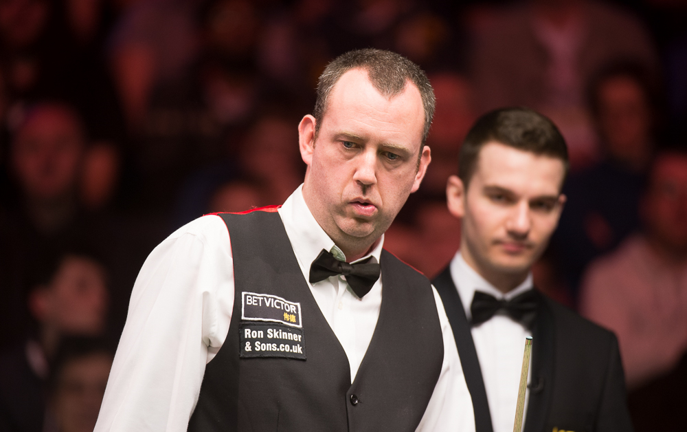 Mark Williams: six ranking titles in Asia.