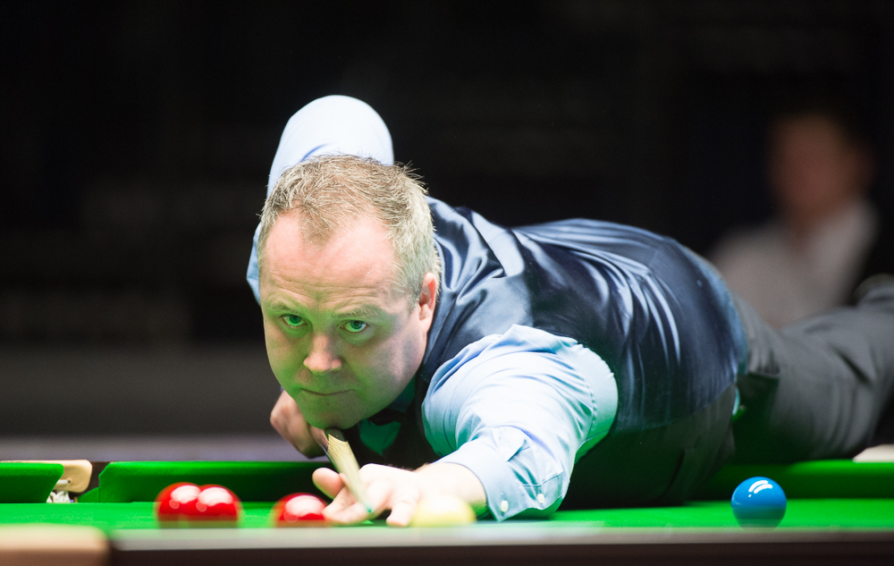 John Higgins has won two ranking titles during 2015