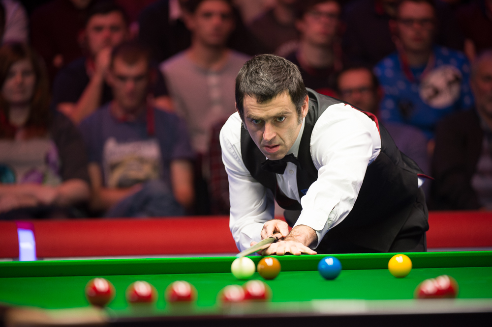 Ronnie O'Sullivan: concentrating on his media career for now