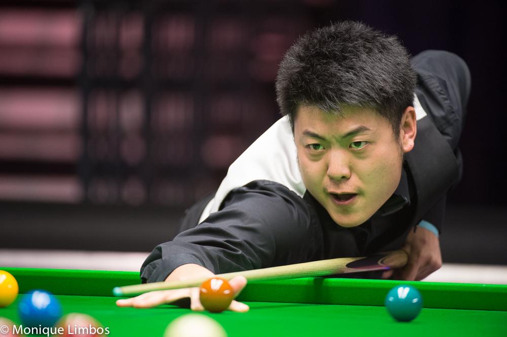 Liang Wenbo: UK Championship finalist